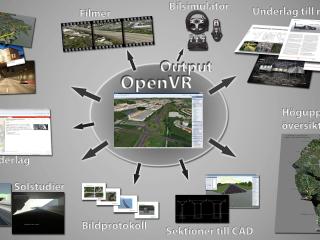 VR Output