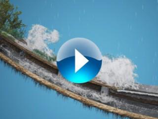 Vattenror